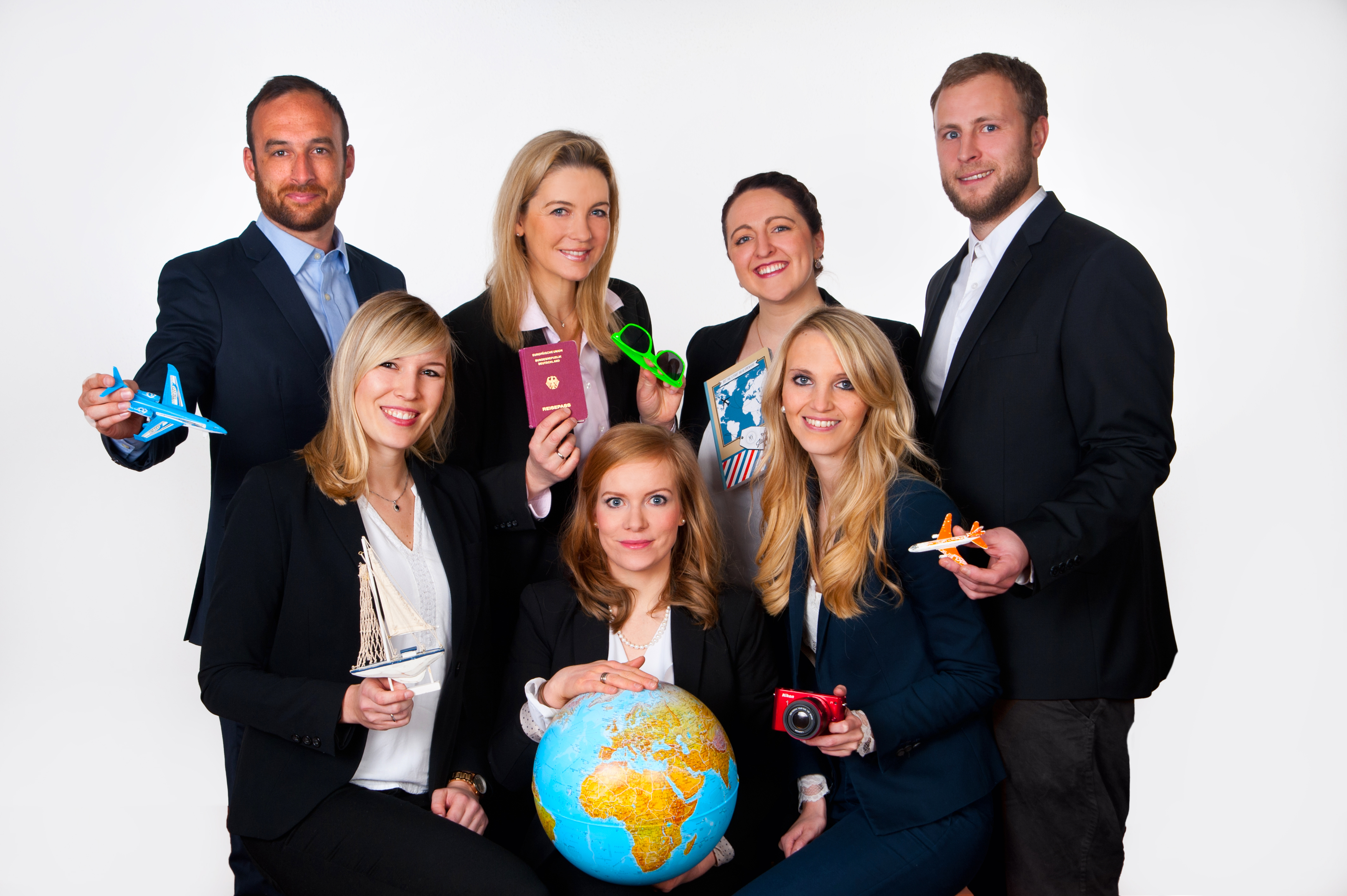 International Student Office - Unser Team