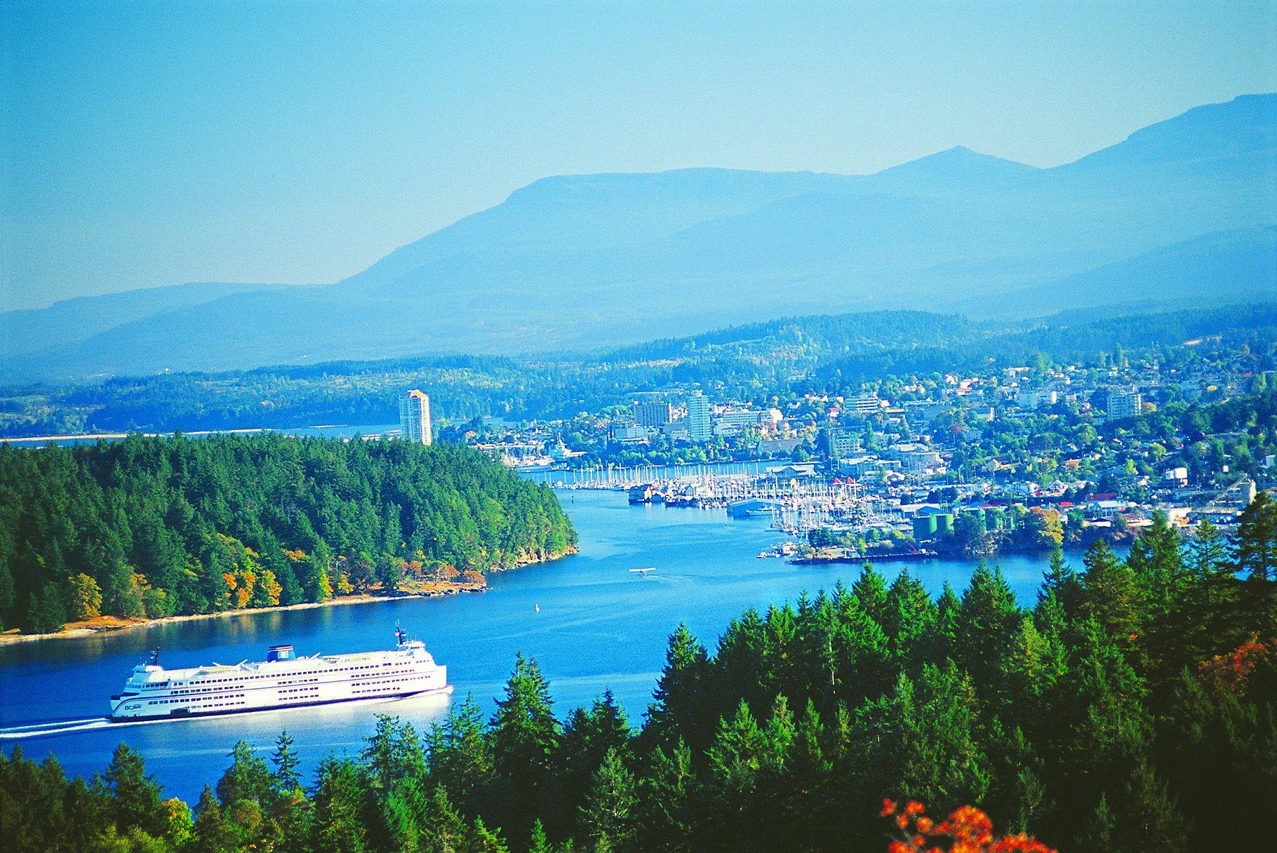 Univeristies In Vancouver Island