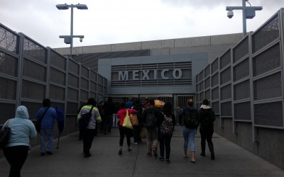 Crossing the Mexican border – Semester Abroad USA