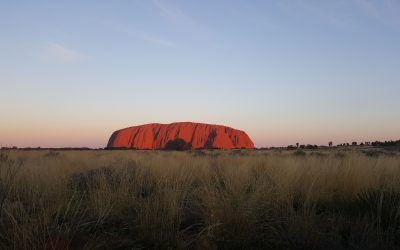 Das Cultural Immersion Program des ICMS, Sydney – Ayers Rock
