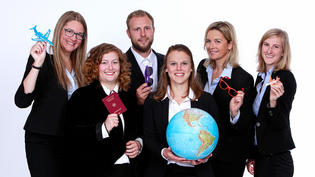 International Student Office Team