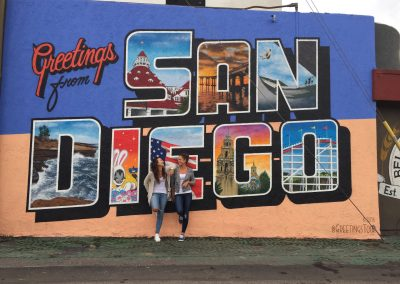 National University (États-Unis) – Greetings from San Diego