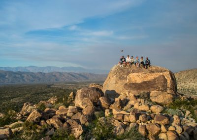 NU (US) Trip to Anza Borrego State Park