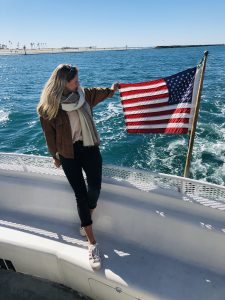 Whale Watching Tour in the USA