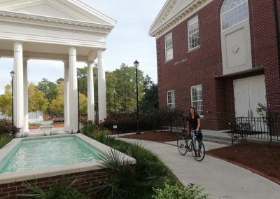 UNCW (US) I want to ride my bicycle