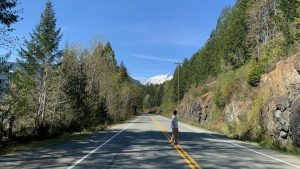 Road to Ucluelet